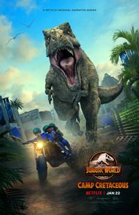 Jurassic World Camp Cretaceous Season 2