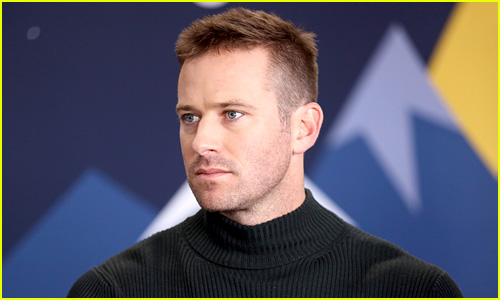 Photo of Armie Hammer
