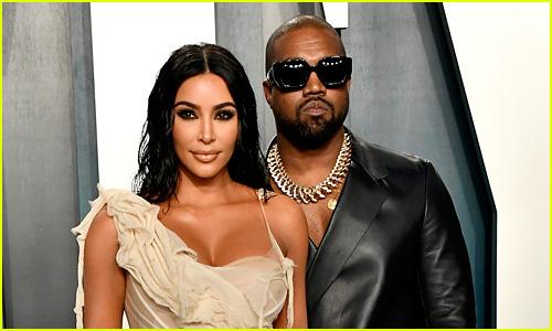 File photo of Kim Kardashian and Kanye West