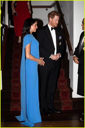 Meghan Markle at Fuji's State Dinner