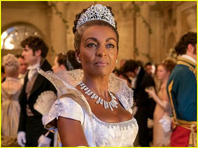Adjoa Andoh as Lady Danbury in Bridgerton