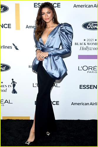 Zendaya at Essence Black Women in Hollywood Event