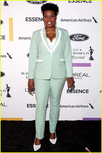Leslie Jones at Essence Black Women in Hollywood Event