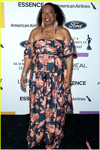 Tarana Burke at Essence Black Women in Hollywood Event
