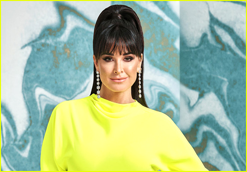 Kyle Richards from RHOBH