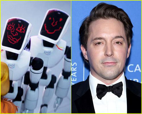 Beck Bennett in Mitchells vs the Machines