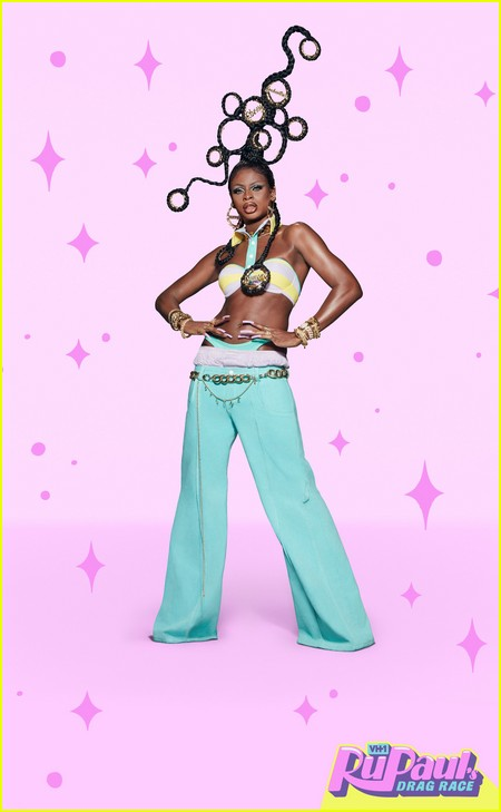 Symone on RuPaul's Drag Race