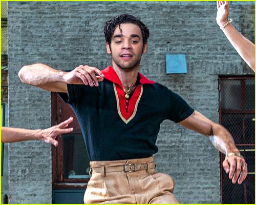 David Alvarez in West Side Story