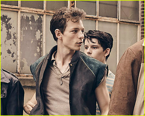Mike Faist in West Side Story