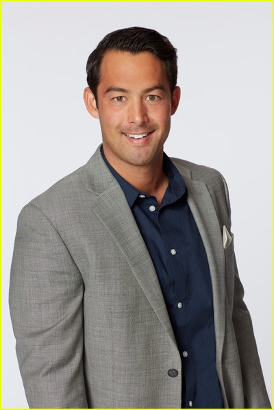 Andrew M on The Bachelorette