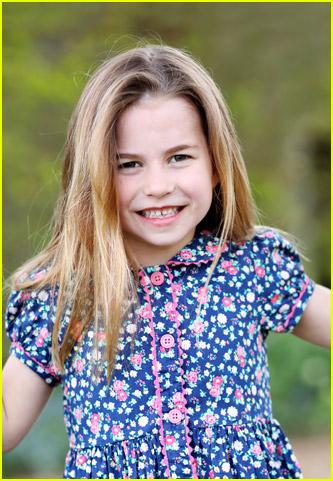 Princess Charlotte turns 6