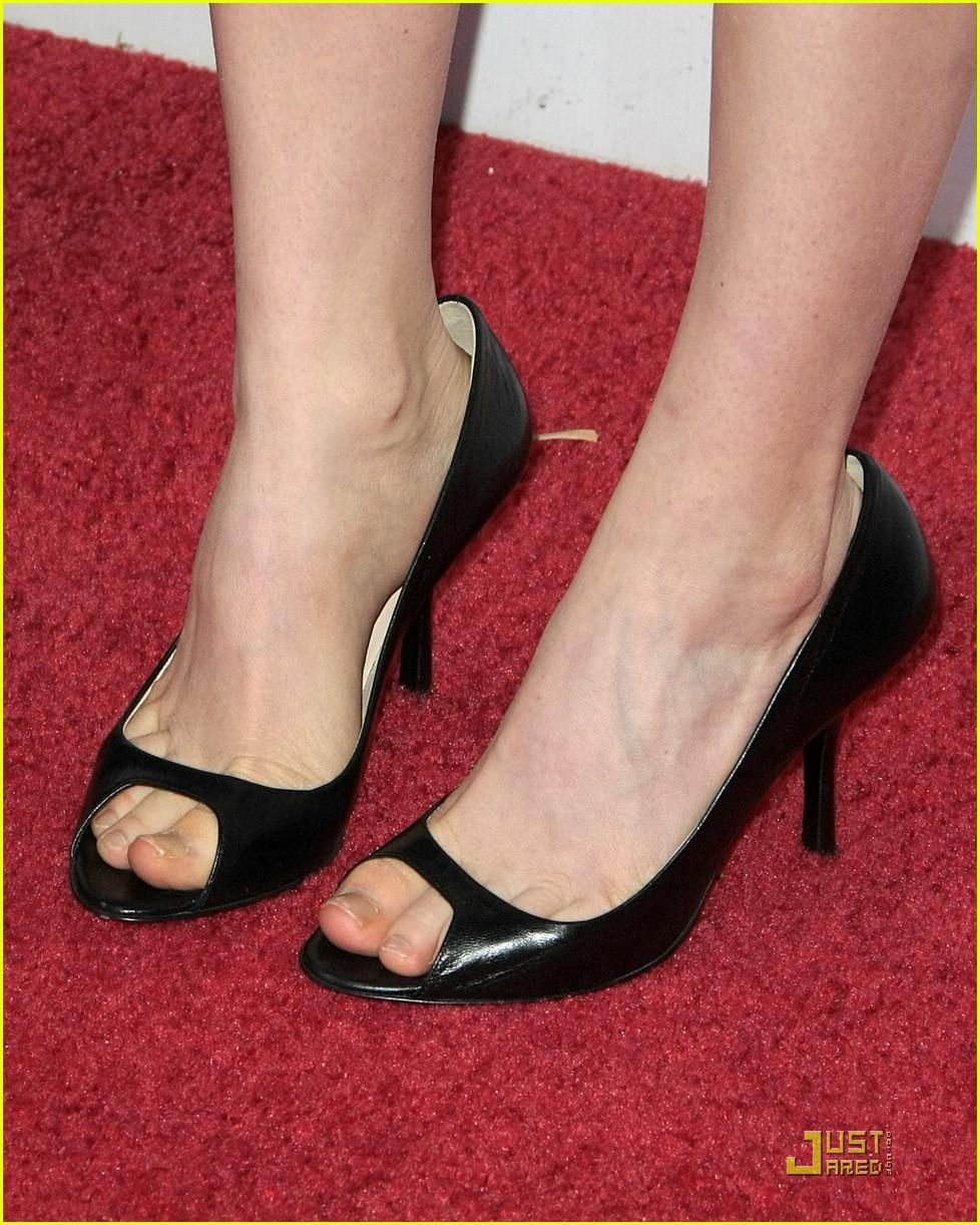 Feet ellen page Ellen DeGeneres's