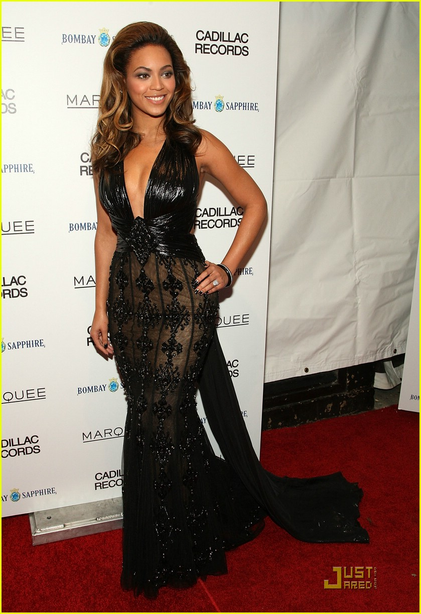 beyonce cadllac records nyc 031576061