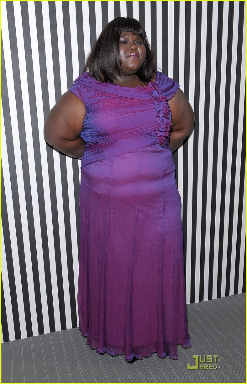 gabourey sidibe purple pretty 052365121