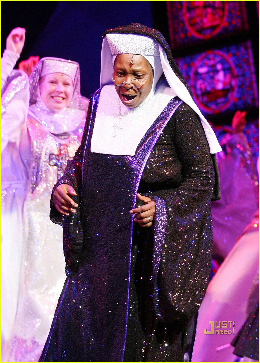 whoopi goldberg sister act west end 062473084