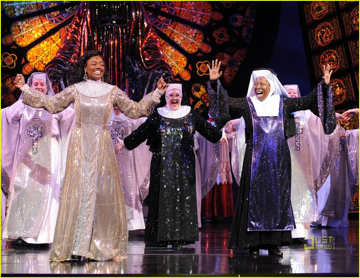whoopi goldberg sister act west end 112473089