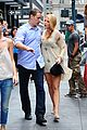 blake lively leighton meester gossip girl with the boys 10