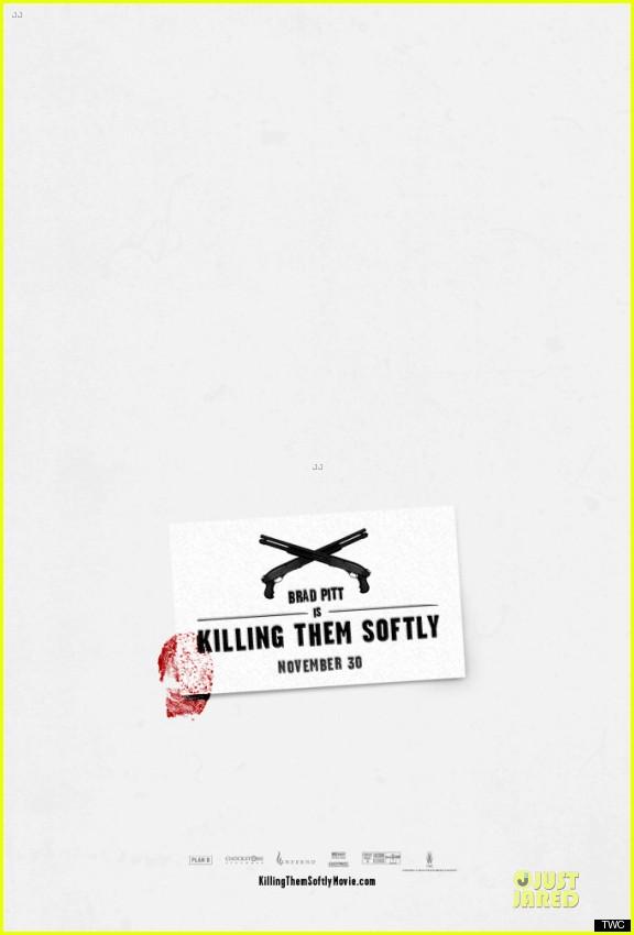 brad pitt new killing them softly posters 03