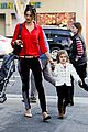 Photo 44 of Alessandra Ambrosio Shops The Morning Away with Anja
