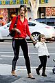 Photo 54 of Alessandra Ambrosio Shops The Morning Away with Anja