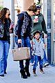 jennifer lopez casper smart beverly hills shopping with the kids 13