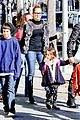 jennifer lopez casper smart beverly hills shopping with the kids 24