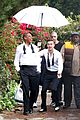 justin timberlake suit & tie music video shoot with jay z 08