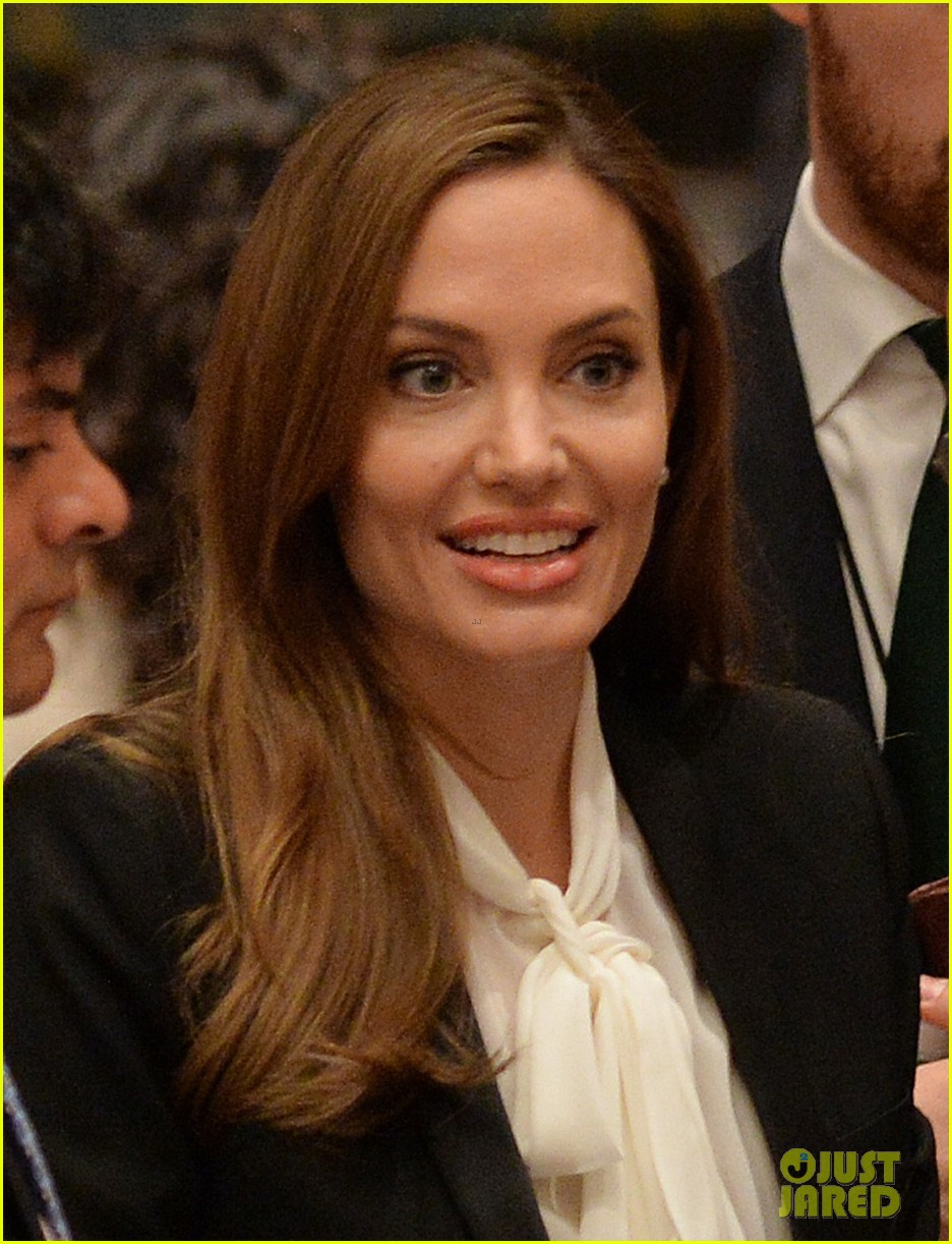 angelina jolie united nations security council meeting 022897721