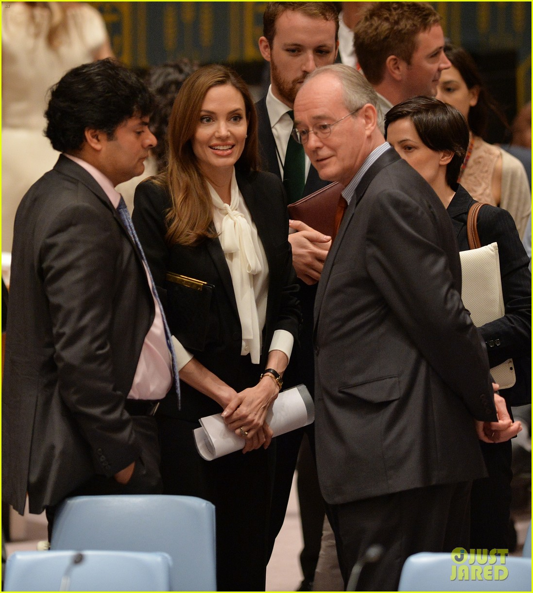 angelina jolie united nations security council meeting 052897724