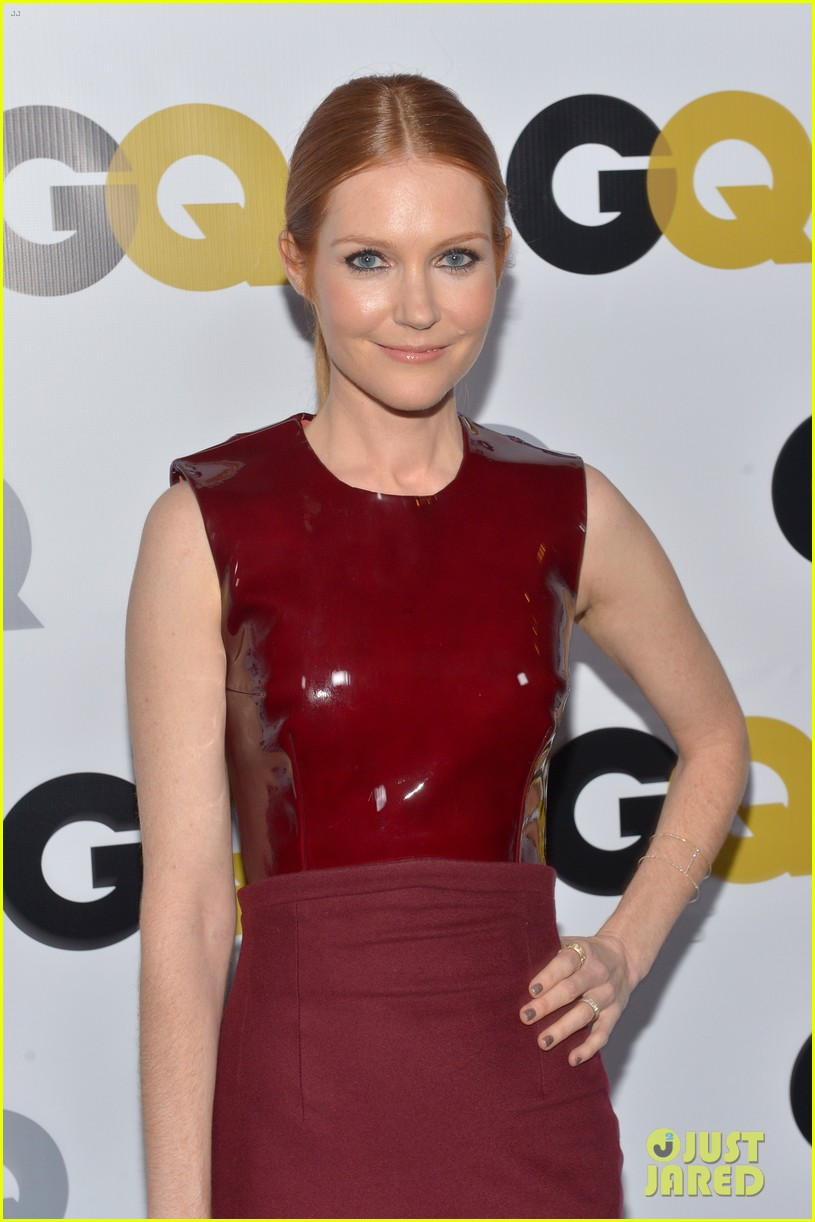 katie lowes darby stanchfield gq men of the year party 012991472