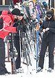 kim kardashian new years eve skiing with kourtney 07