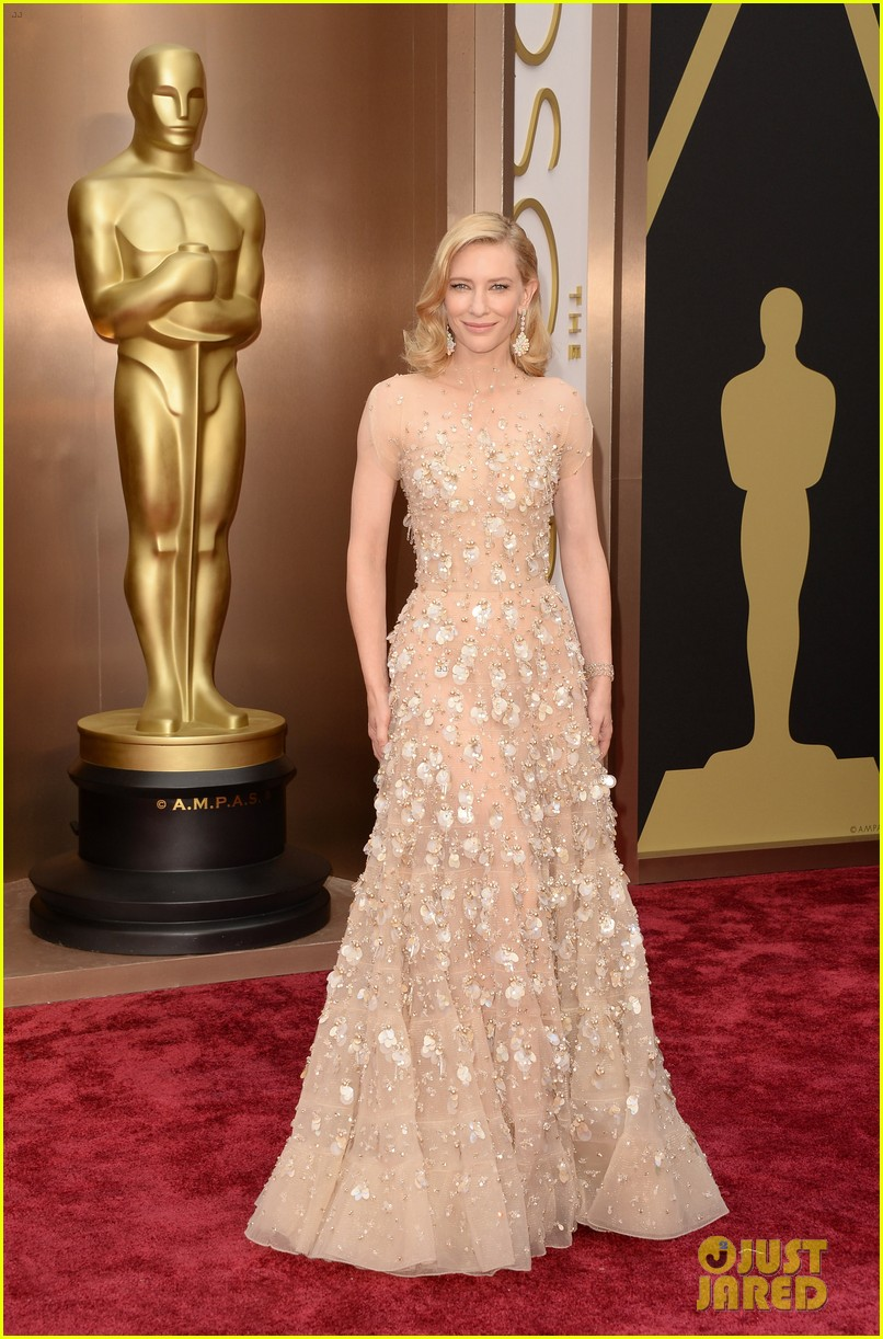 cate blanchett is a red carpet winner at oscars 2014 05