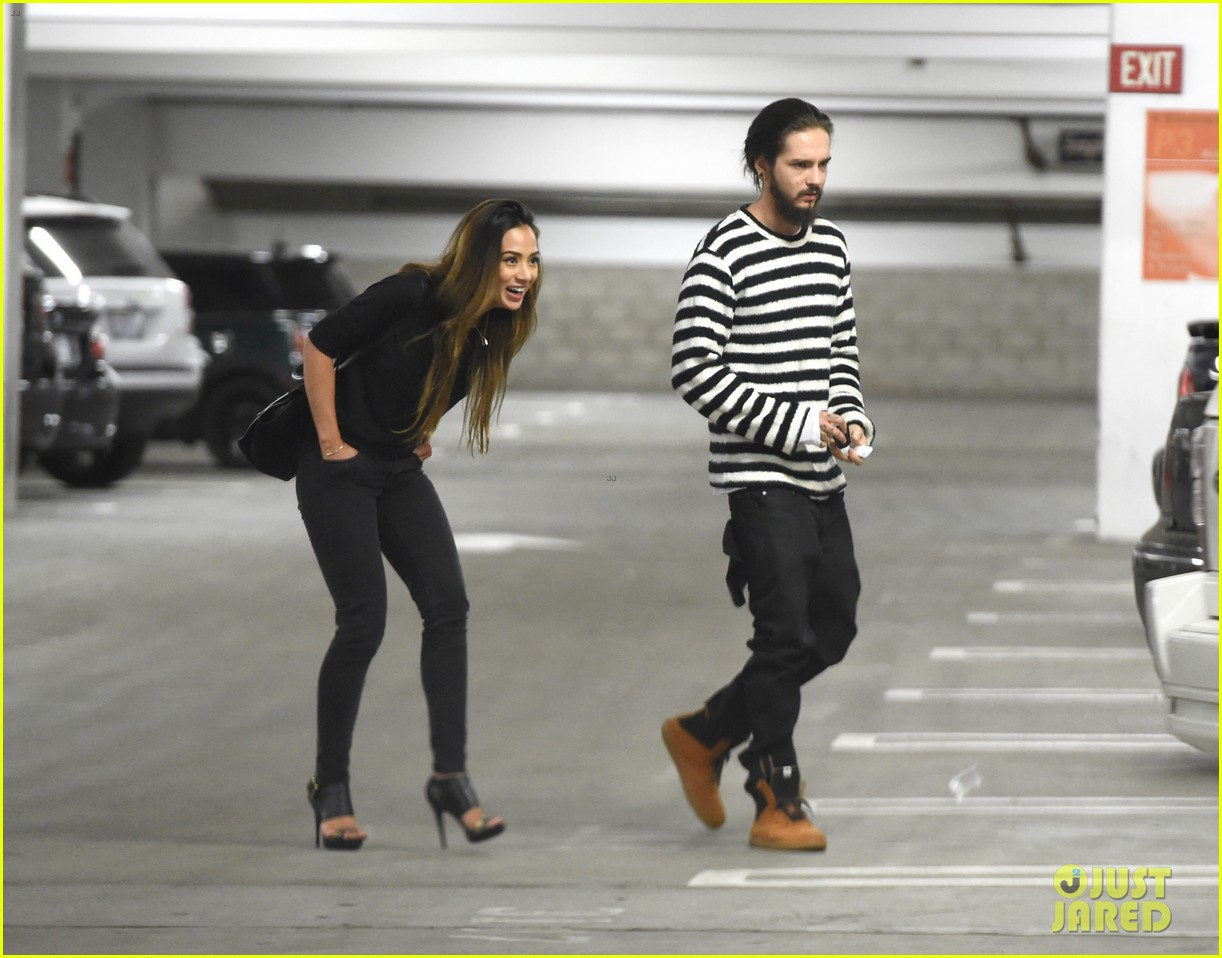 Bill kaulitz girlfriend