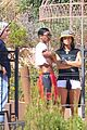 rihanna house hunting in malibu with melissa forde 20