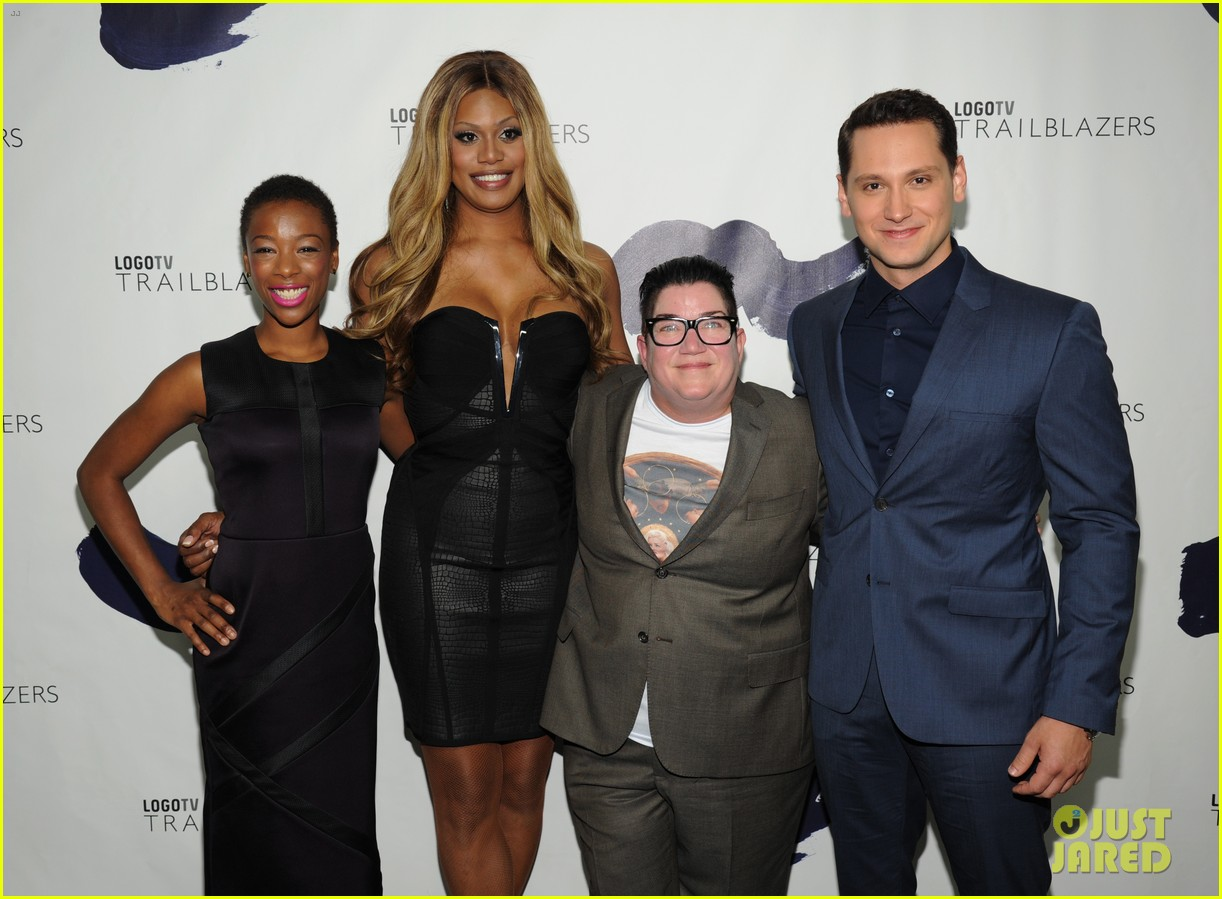 orange is the new black cast gets honored at logo tvs trailblazers 123142407