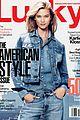 karlie kloss lucky magazine october 2014 01