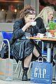 Photo 12 of Helena Bonham Carter Wears an Interesting Ensemble For Lunch in London