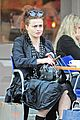 Photo 24 of Helena Bonham Carter Wears an Interesting Ensemble For Lunch in London