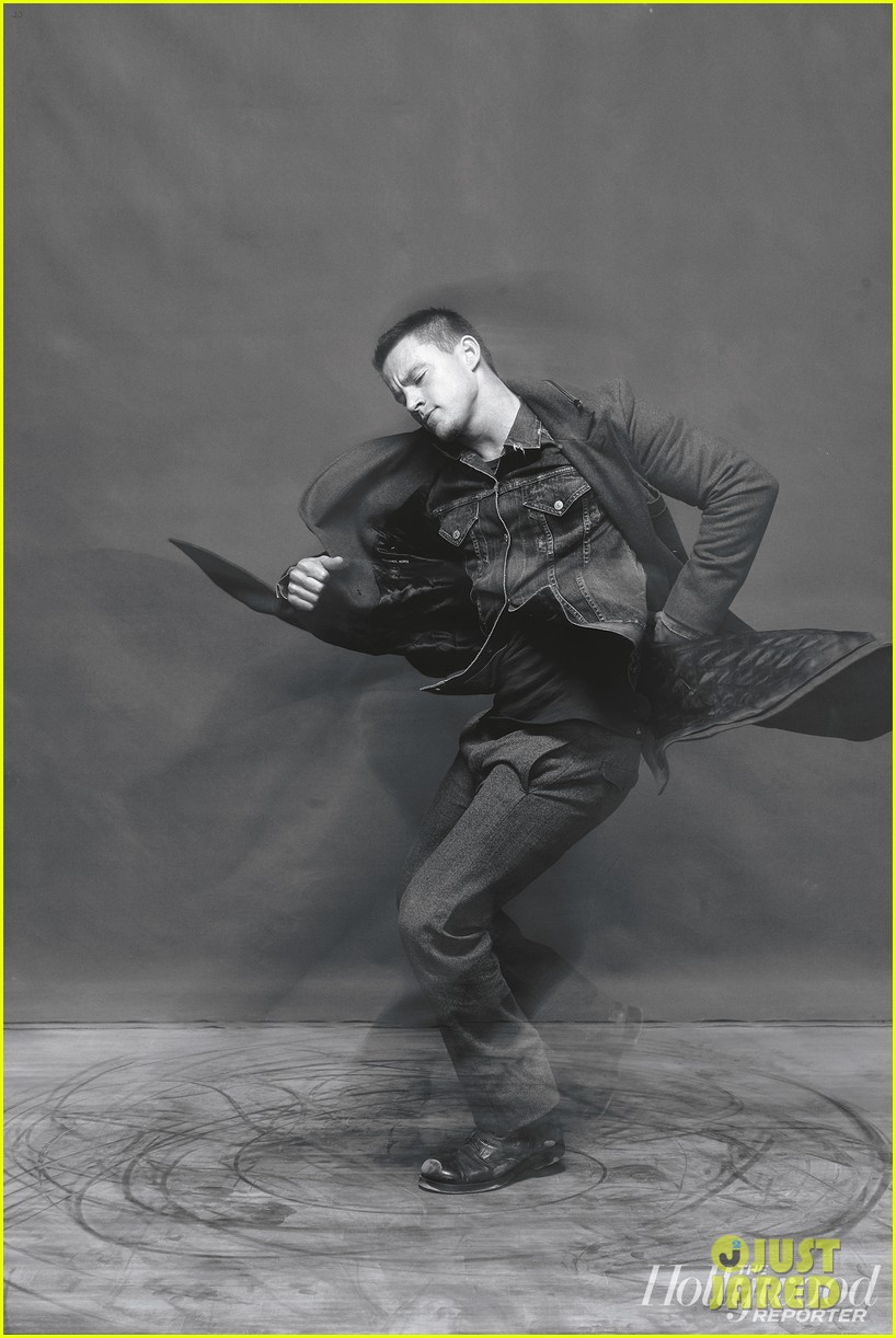 channing tatum doesnt know if he will spank his child 033235358