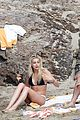 leonardo dicaprio continues st barts trip surrounded by women 20
