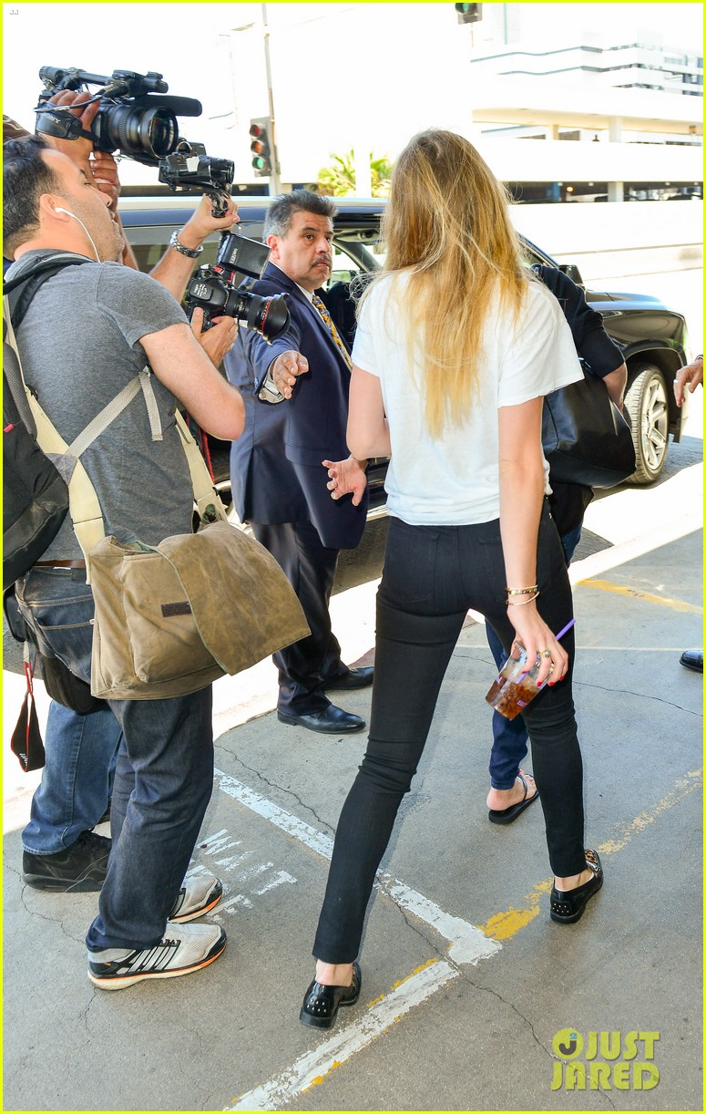 amber heard lax without johnny depp 153401231