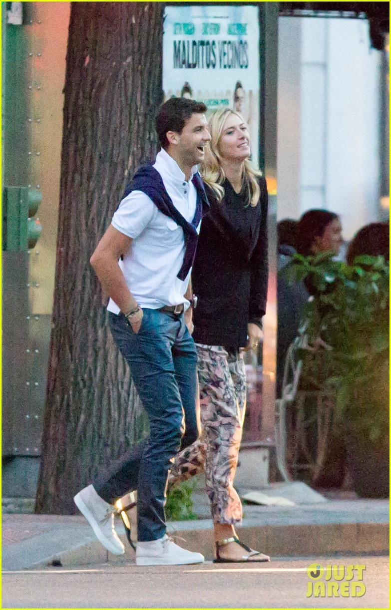 Dating who dimitrov is grigor Nicole Scherzinger
