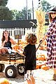 Photo 12 of Alessanda Ambrosio Gets Ready for Fall at the Pumpkin Patch With Her Kids!