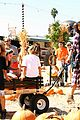 Photo 14 of Alessanda Ambrosio Gets Ready for Fall at the Pumpkin Patch With Her Kids!