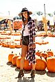 Photo 22 of Alessanda Ambrosio Gets Ready for Fall at the Pumpkin Patch With Her Kids!