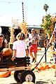 Photo 28 of Alessanda Ambrosio Gets Ready for Fall at the Pumpkin Patch With Her Kids!