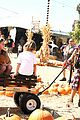 Photo 32 of Alessanda Ambrosio Gets Ready for Fall at the Pumpkin Patch With Her Kids!