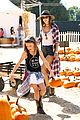 Photo 36 of Alessanda Ambrosio Gets Ready for Fall at the Pumpkin Patch With Her Kids!