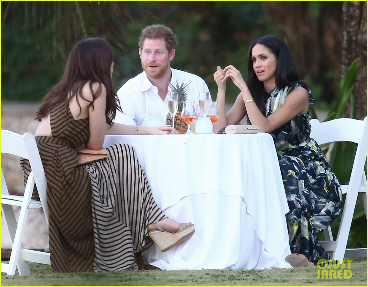 prince harry and meghan markle head to wedding together 023869742