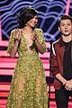 tom holland flips zendaya spiderman clip mtv awards 06